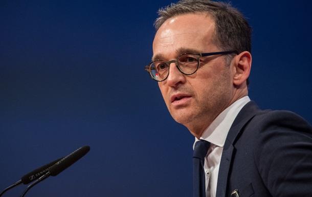 Руководитель МИД Германии возмутился деяниями Российской Федерации - вспомнил иДонбасс