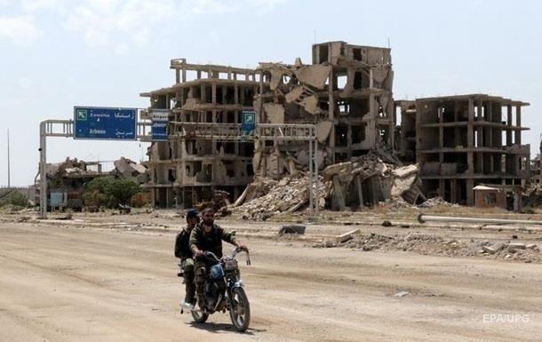 В ЕС требуют расследования химатаки в Сирии