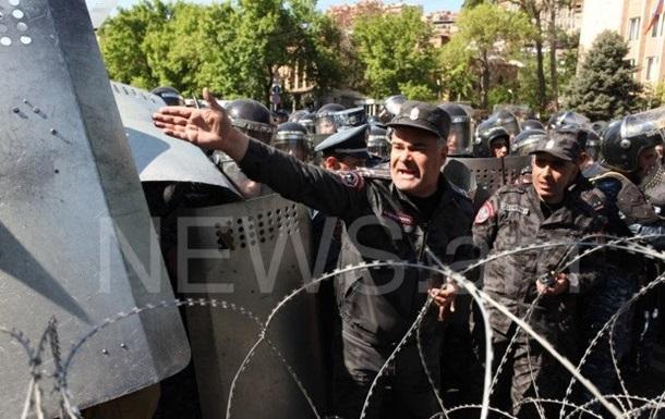 Протесты в Ереване: выросло число пострадавших