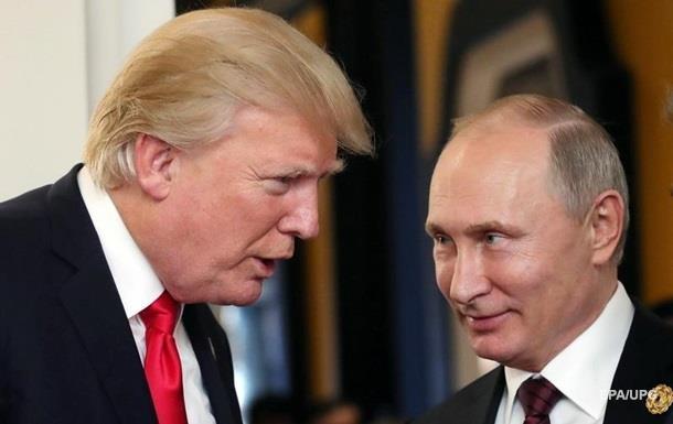 Трамп досі хоче зустрітися з Путіним - Білий дім