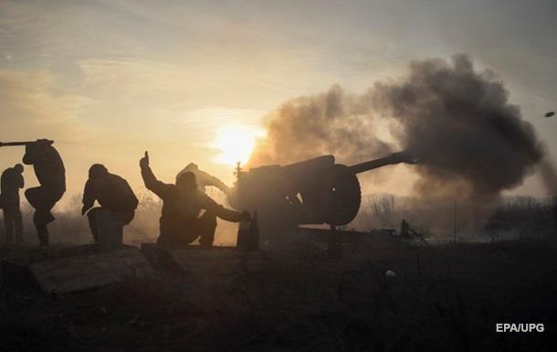 У зоні АТО загинув військовий, п ятеро поранені