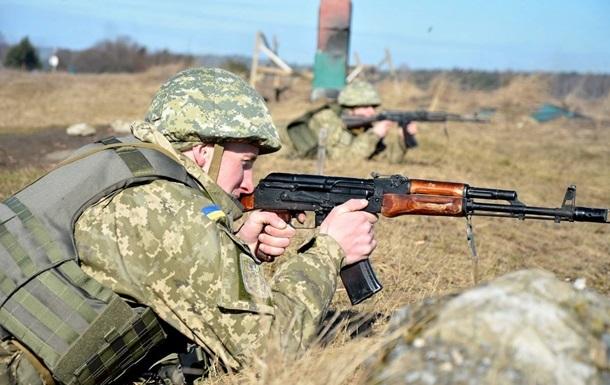 В штабе АТО заявили об обострении на Донбассе