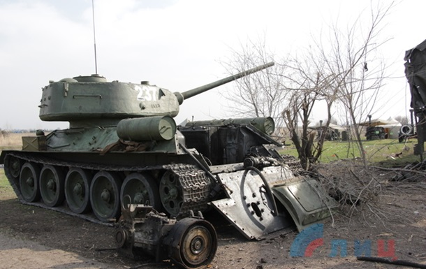 У ЛНР заявили, що ЗСУ обстріляли Луганськ, щоб зірвати Парад 9 Травня