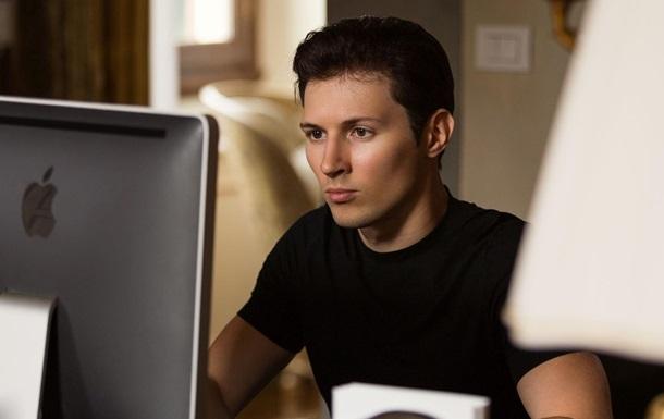 Дуров пообіцяв мільйони доларів на обхід блокування в РФ