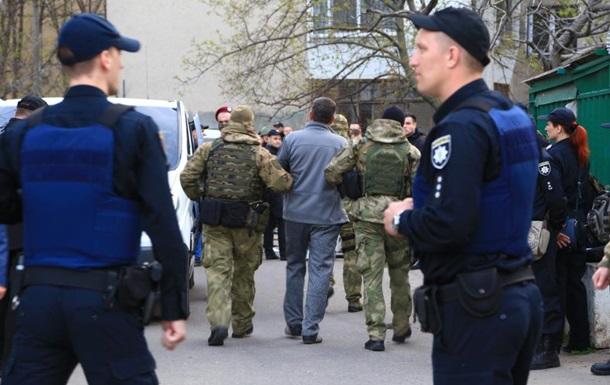 В Одессе произошла стрельба, есть раненые