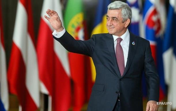 Президент Вірменії підписав указ про призначення прем єра