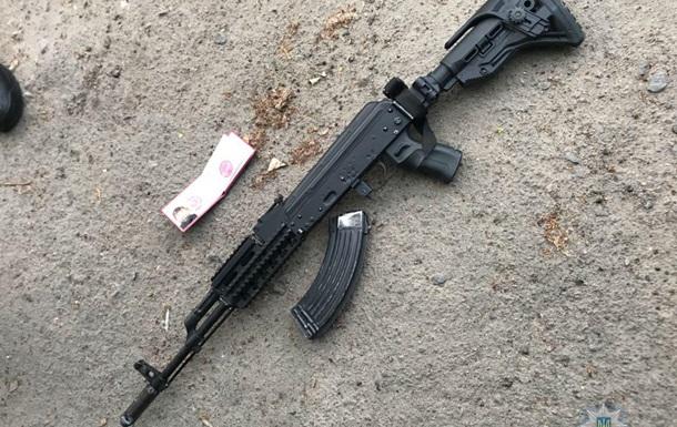 В Одессе неподалеку от школы произошел серьезный вооруженный конфликт.