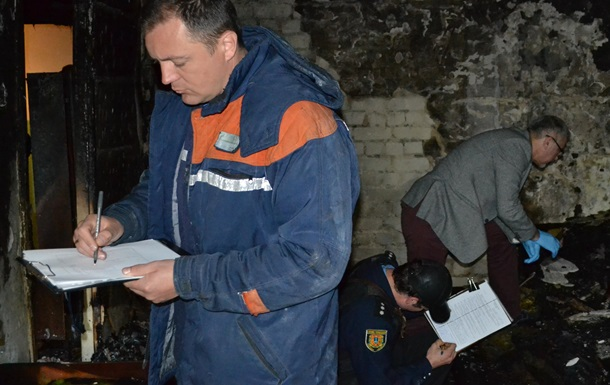В Одесі під час пожежі загинула дитина