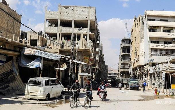 После химатаки и боевиков. Жизнь в сирийской Думе