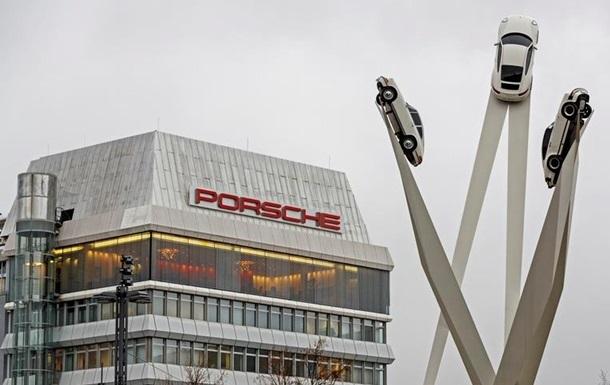 Дизельный скандал: в Porsche пошли обыски