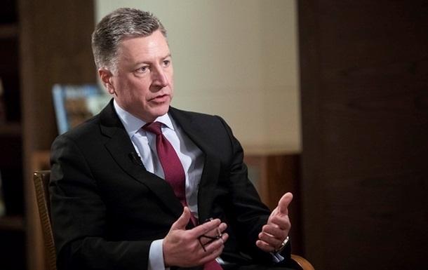 Кремль: В переговорах Волкера и Суркова пауза