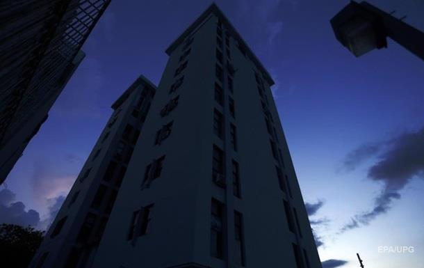 В Пуэрто-Рико 3,5 миллиона человек остались без света