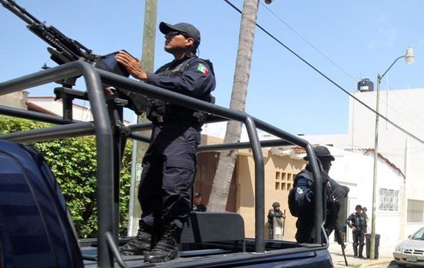 В Мексике в двух перестрелках погибли 16 человек