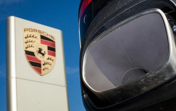 У центральному офісі Porsche вперше пройшли обшуки через дизельний скандал