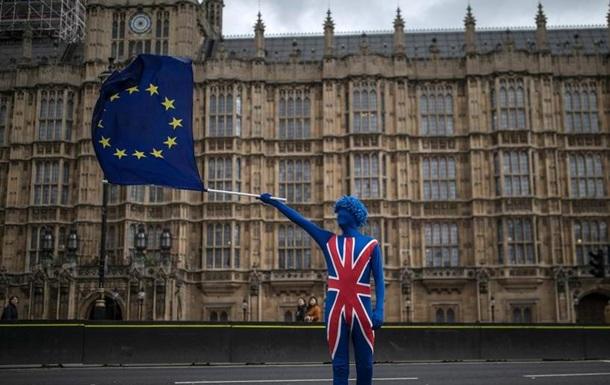 Верхня палата британського парламенту вимагає змін у законі про Brexit