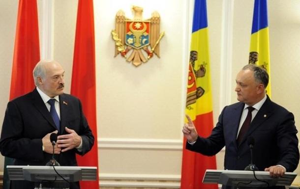Президент Молдовы хочет в стране  диктатуры, как в Беларуси