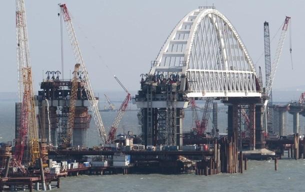Стали відомі терміни відкриття Керченського моста для авто