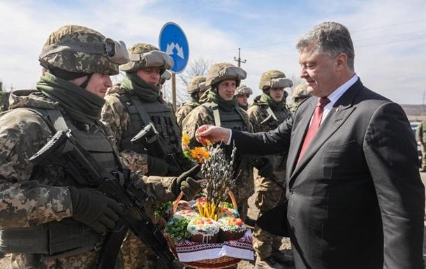 Порошенко анонсував візит на Донбас найближчим часом