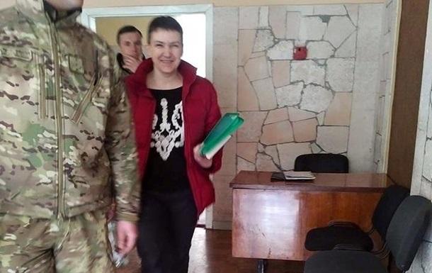 Савченко показали психіатру