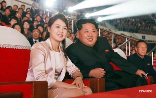 Жена Ким Чен Ына. Из певиц в первые леди КНДР