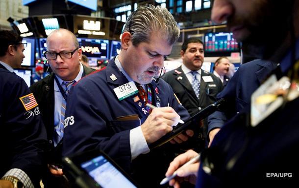 Торги на биржах в США закрылись снижением 19 апреля 2018 года
