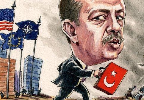 Еврокомиссия: Турция не поддерживает санкции против России
