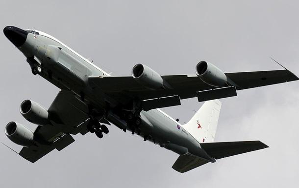 Британский самолет провел разведку у границ РФ на Балтике