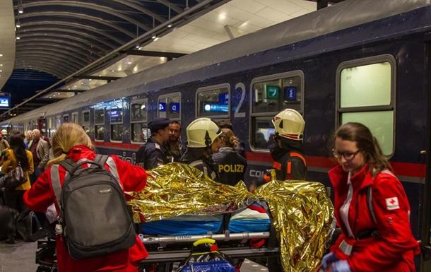 У Зальцбурзі зіткнулися потяги: 54 постраждалих