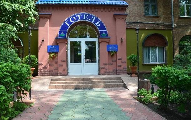 Суд повернув у держвласність готель Феофанія