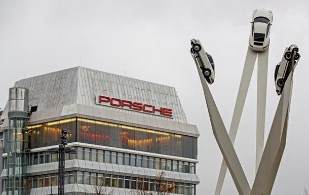 У Німеччині затримали топ-менеджера Porsche