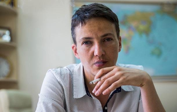 Компромат на  героиню  Савченко