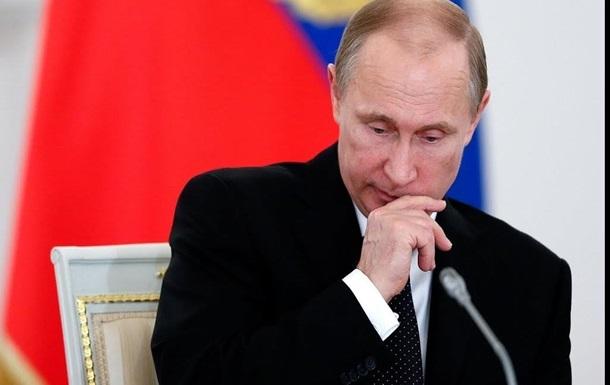 Падение рейтинга Путина: чего стоит опасаться