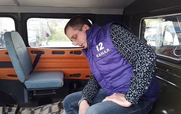 На Тернопільщині побили журналістів