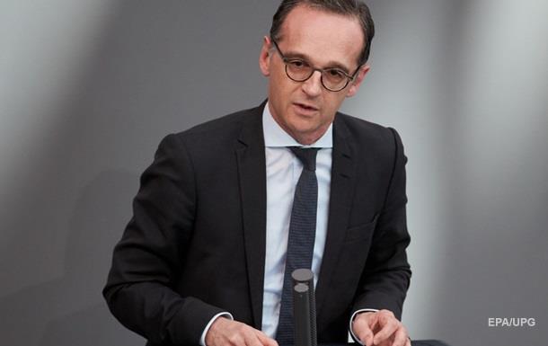 Глава МИД Германии обсудит Украину и Сирию на саммите G7