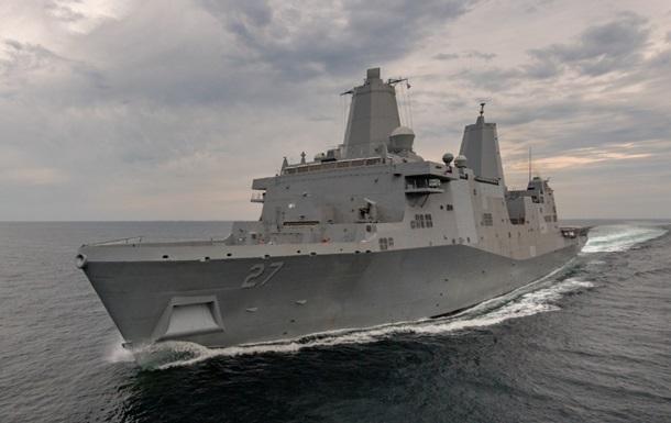 В США ввели в эксплуатацию судно, на котором установят лазерное оружие