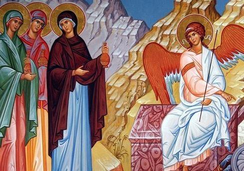 Жены-мироносицы: подвиг веры
