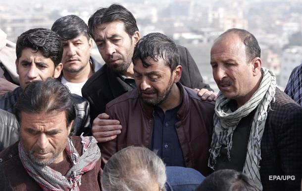 Теракти в Кабулі: загинуло близько 40 осіб
