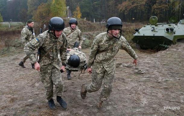 Неменее 500 военнослужащих АТО покончили ссобой завремя операции вДонбассе