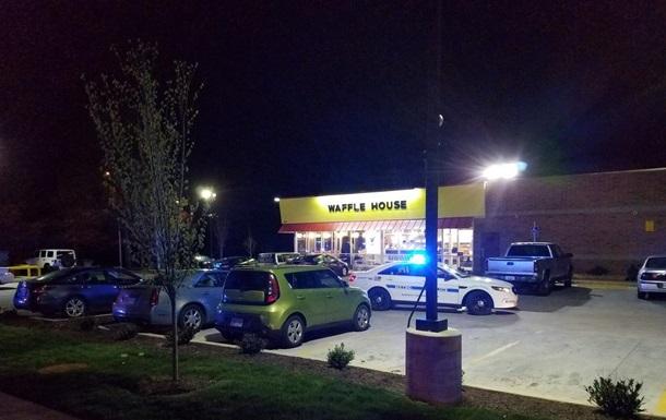 В США мужчина расстрелял посетителей кафе, есть жертвы