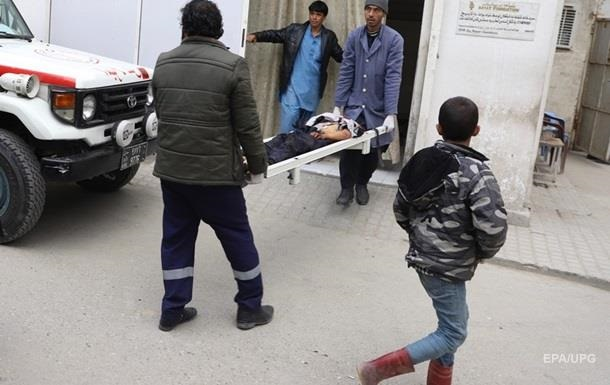 Атака ИГ в Кабуле: число жертв возросло до 57