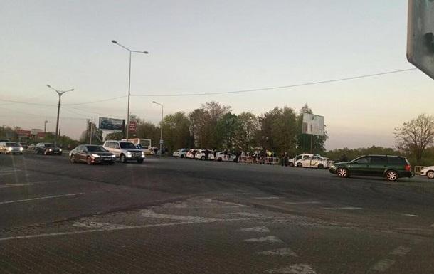 Фанаты Динамо избили водителя маршрутки воЛьвове