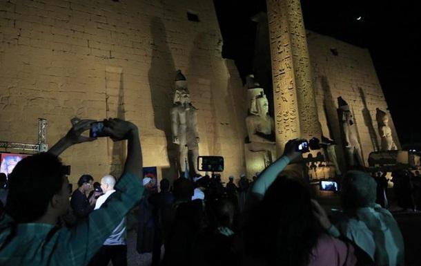 В Єгипті знайшли стародавнє святилище та бюст імператора Риму