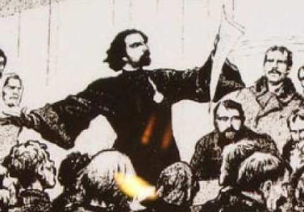 За что убили Георгия Аполлоновича Гапона (попа Гапона)?