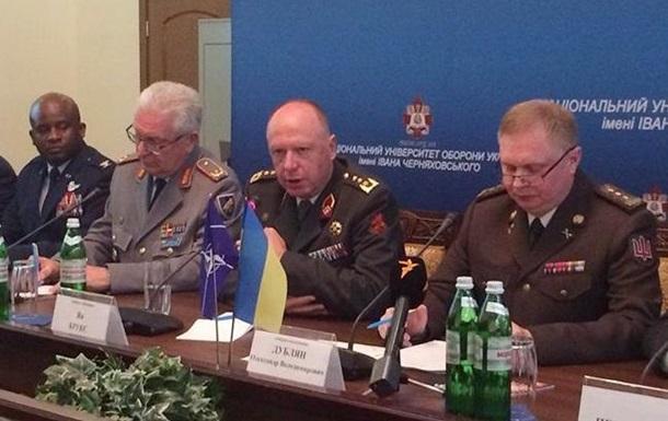 На каждой встрече с Россией первым всегда украинский вопрос - НАТО