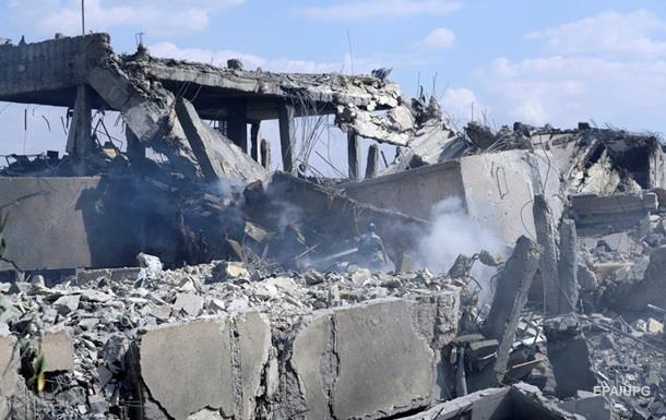 Країни Великої сімки підтримали удар по Сирії