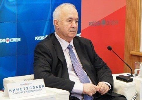 Сучасна історія розкладу політичного та фінансового трупа Німетуллаєва С.Н.