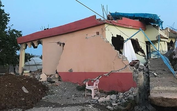 У Туреччині стався землетрус, є постраждалі