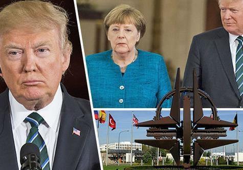 Німеччина повинна бути виключена з НАТО? Як мінімум, призупинено її членство