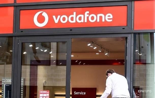 В Луганской области не работает Vodafone