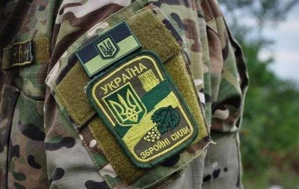 В зоне АТО умер подполковник ВМС
